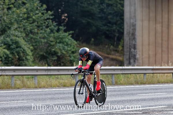 RTTC National 25 Championship, Men, Etwall 2019