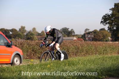 RTTC National 50 mile TT Championship MEN (Leicester Forest CC) course A50/13