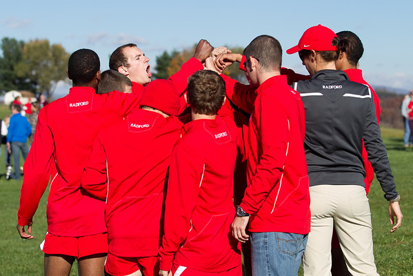 RU Cross Country - Big South Championship