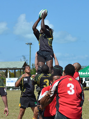 RUGBY - NATIONAL CHAMPIONSHIP 2013