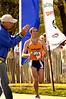 Matthew Uzenski, Oceanside, 4th place overall,  1st division, 1/2 marathon. Photo by Kathy Leistner