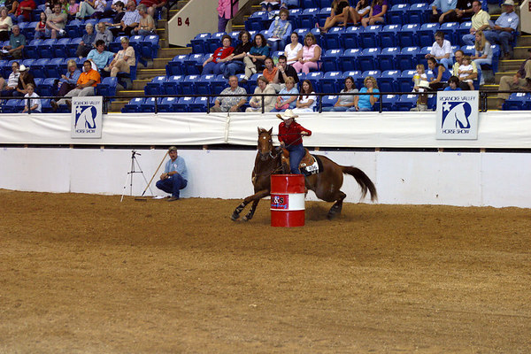 Barrel Racing 20060619