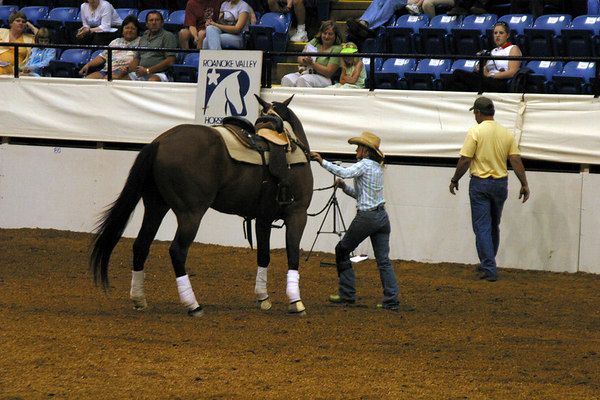 Barrel Racing 20060620