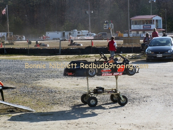 Delaware Divisional Dirt Series April 4, 2009