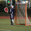Rachel in goal, start of second half, ESD leading 12-4.