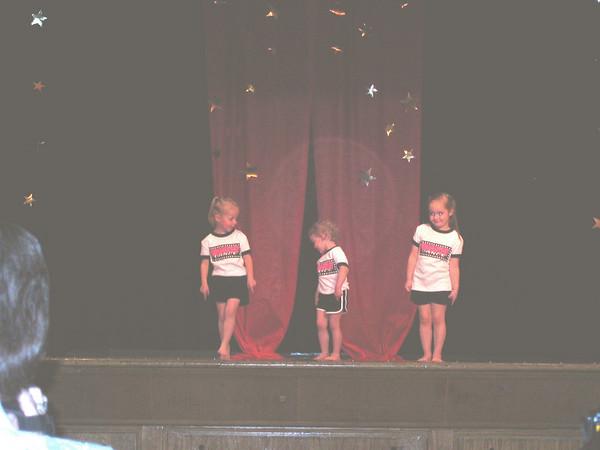 Rachel's 1st Dance Recital-2007