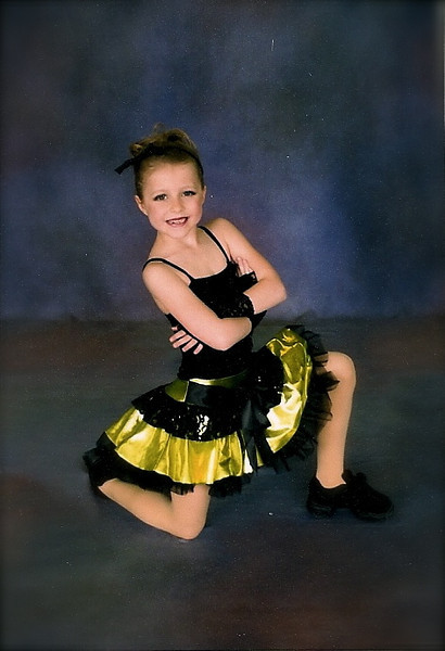 Rachel's Dance Recital-2011