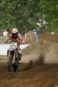 Motocross at Sand Del Lee near Richmond