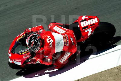 Carlos Checa, Ducati