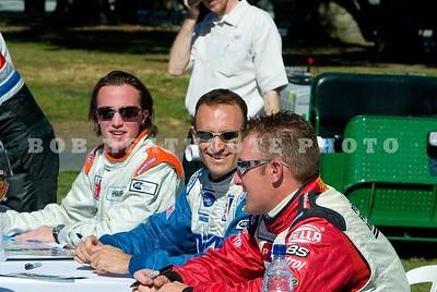 Driver Autograph session