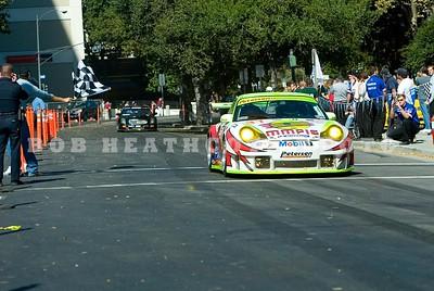 Jorg Bergmeister, Porsche 911 GT3 RSR