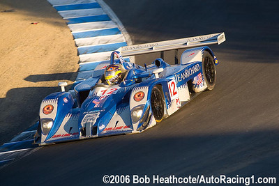 Autocon Motorsports Lola EX257 AER: Michael Lewis, Chris McMurry