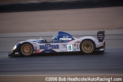 B-K Motorsports Courage C65 Mazda: Jamie Bach, Guy Cosmo