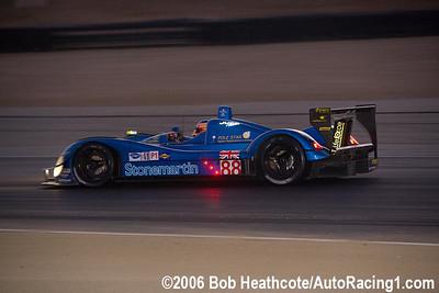 Creation Autosportif CA06/H-01 Judd: Nicolas Minassian, Harold Primat