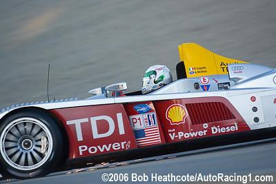 Audi Sport North America: Allan McNish