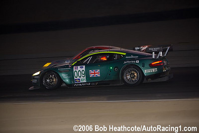 Aston Martin DB9: Pedro Lamy, Stéphane Sarrazin