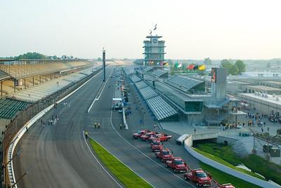 Bob Heathcote's Indy 500 images © 2006