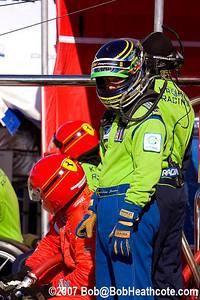 Ferrari 430 GT driver Nic Jonsson