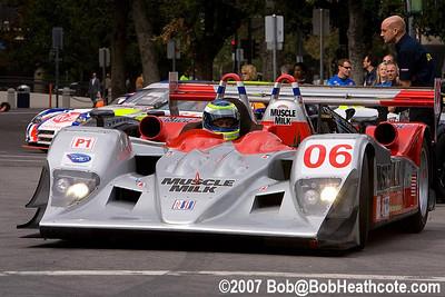 #06 Team Cytosport Lola B06/14 AER: Greg Pickett, Klaus Graf