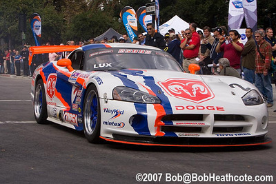 Dodge Viper world Challenge race car