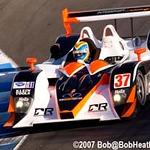 2007 American Le Mans Series Laguna Seca Friday