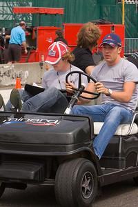 Robert Doornbos and Dan Clarke, Minard Team USA