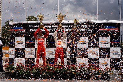 Podium ceremonies
