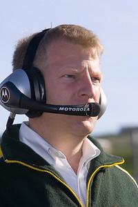 Team Australia Manager Rob Edwards