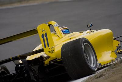 Franck Perera spins