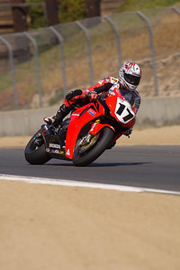 AMA Test at Mazda Raceway Laguna Seca June 23, 2008