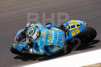 Saturday MotoGP meeting at Laguna Seca 2008