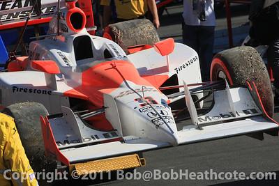 IRL Indycar Sonoma Infineon Raceway