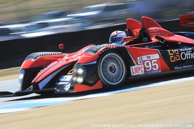 #95 Level 5 Motorsports Oreca FLM09: Scott Tucker, Andy Wallace, Burt Frisselle