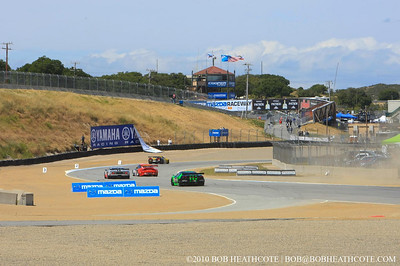 The American Le Mans Series Monterey Presented by Patron at Mazda Raceway Laguna Seca