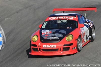 #32 GMG Racing Porsche 911 GT3 Cup: Bret Curtis, James Sofronas, Terry Borcheller