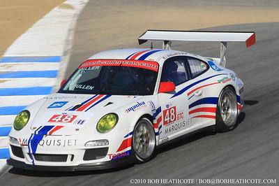 #48 Orbit Racing Porsche 911 GT3 Cup: Bryce Miller, John McMullen, Luke Hines