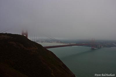 San Francisco's Golden Gate Bridge