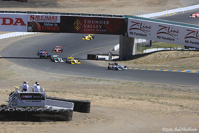 2010 Indy Lights Grand Prix of Sonoma Infineon Raceway Sears Point