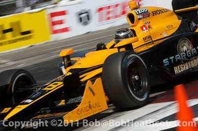 Long Beach Grand Prix 2010 IRL IndyCar American Le Mans ALMS