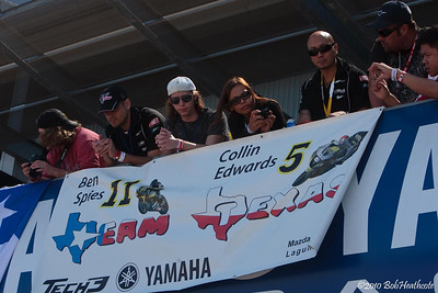 Fans for Colin Edwards