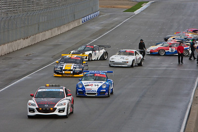 Global Tuner Grand Prix grid