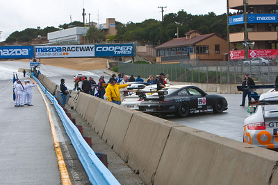 Global Tuner Grand Prix grid forming up