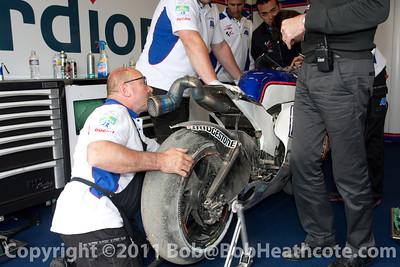 Cardion AB Motoracing, Ducati Desmosedici GP11 Sat