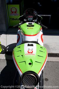 Pramac Racing Team, Ducati Desmosedici GP11 Sat