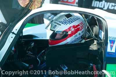 Chris Dyson, Guy Smith, Mazda Lola
