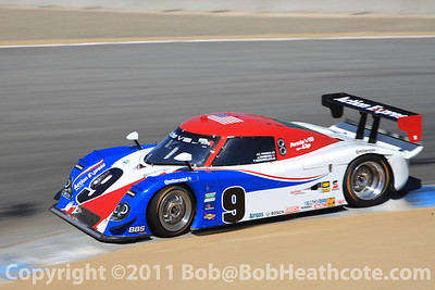 #9 Joao Barbosa, Terry Borcheller, JC France Porsche-Riley Action Express Racing