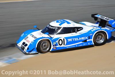 #1 Scott Pruett, Memo Rojas TELMEX BMW Riley Chip Ganassi Racing with Felix Sabates