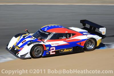 #2 Enzo Potolicchio Alex Popow Duncan Riley-Porsche, RPM