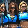 Mazda girls at the Continental Tire Sports Car Festival at Mazda Raceway Laguna Seca