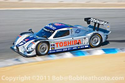 #10 Max Angelelli, Ricky Taylor Chevrolet-Dallara SunTrust Racing